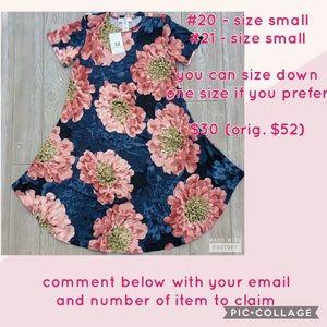 Amelia James Chelan dress - size Small